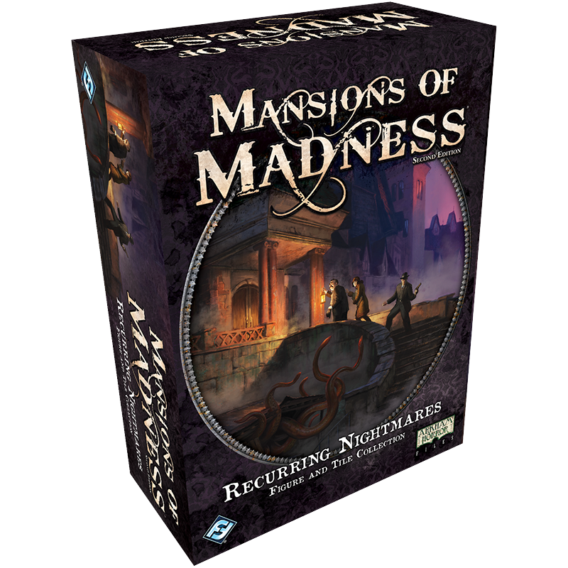 Mansions of Madness 2nd Edition Recurring Nightmares