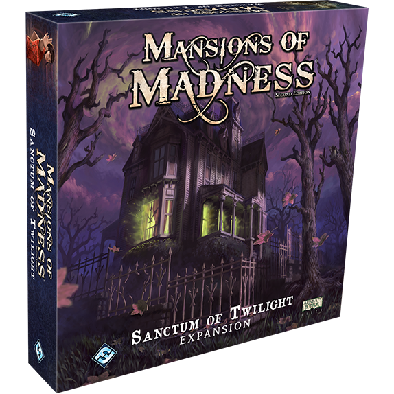 Mansions of Madness 2nd Edition Sanctum of Twilight