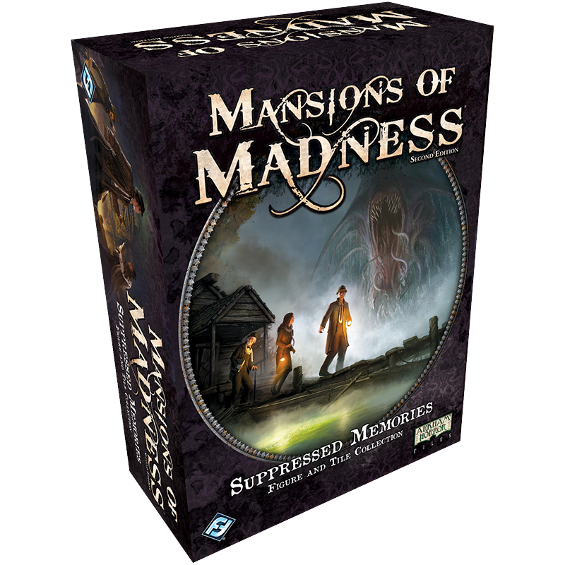 Mansions of Madness 2nd Edition Suppressed Memories