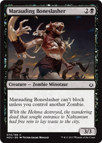 Hour of Devastation Maurauding Boneslasher
