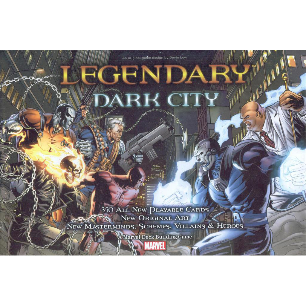 Marvel Legendary Dark City