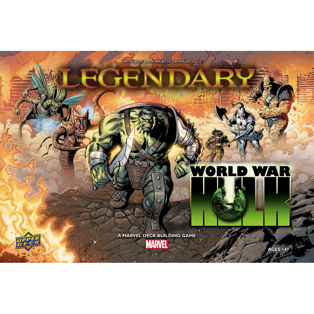 Marvel Legendary World War Hulk