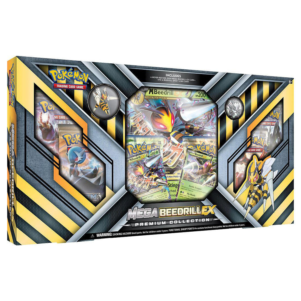 Pokémon Mega Beedrilll EX Premium Collection