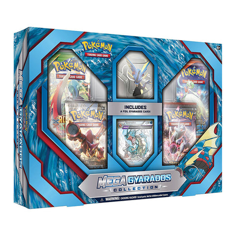 Pokémon Mega Gyarados Collection