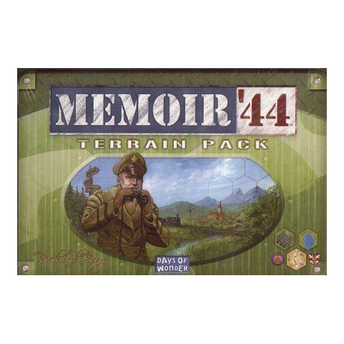 Memoir '44 Terrain Pack Expansion
