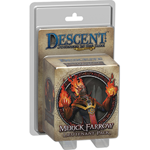 Descent 2nd Edition Merick Farrow