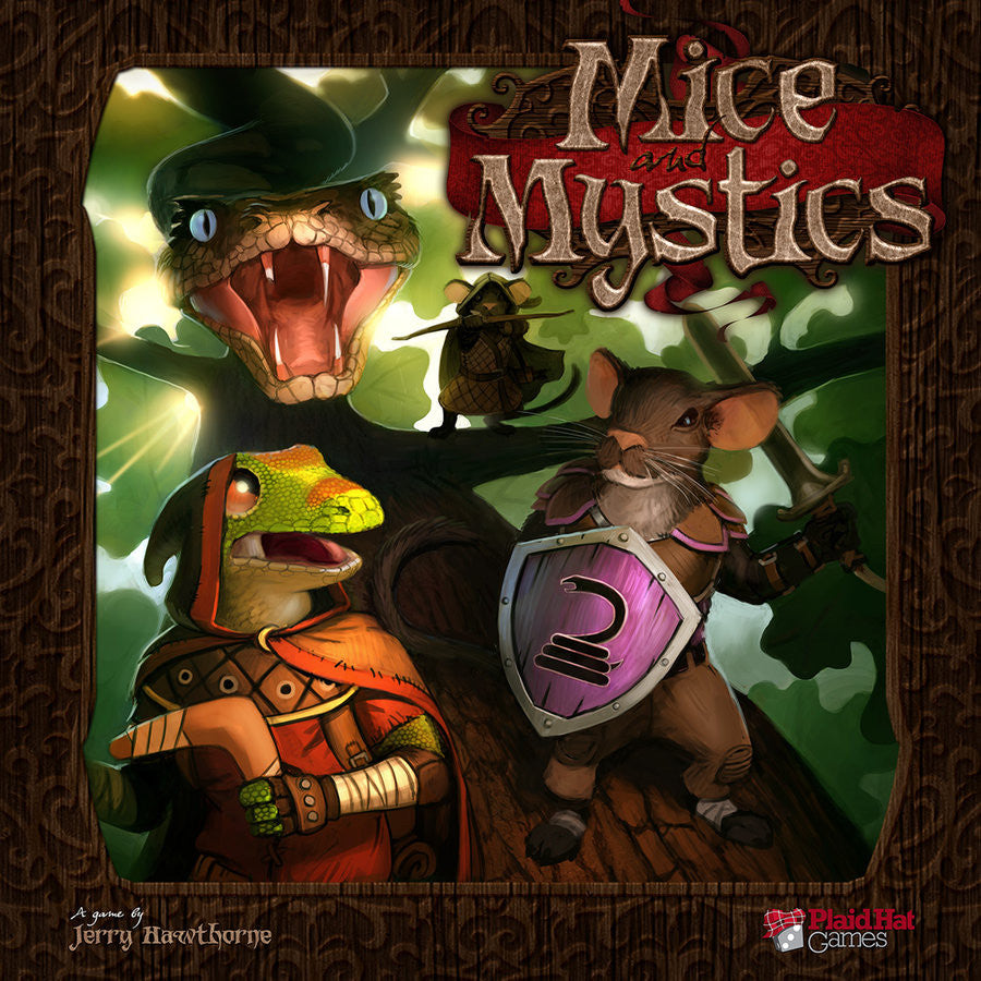 Mice & Mystics Downwood Tales Expansion Set