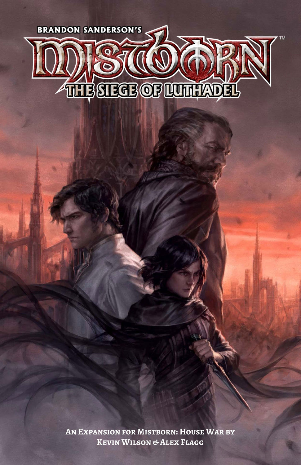 Mistborn: The Siege of Luthadel
