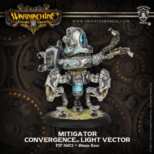 Warmachine Convergence of Cyriss Mitigator