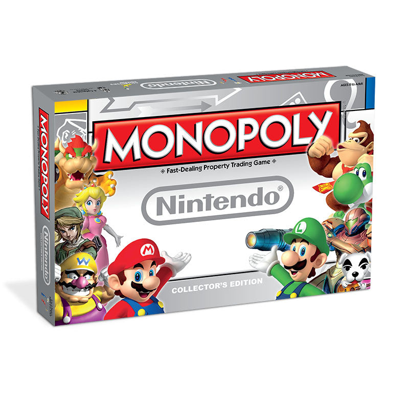 Monopoly Nintendo Collector's Edtion