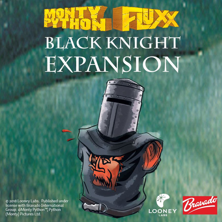 Monty Python Fluxx Black Knight Expansion