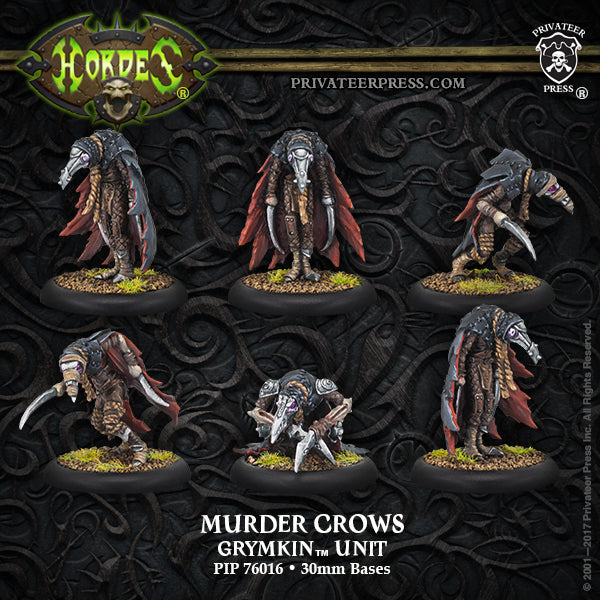 Hordes Grymkin Murder Crows