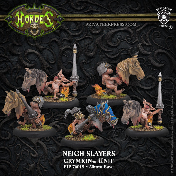 Hordes Grymkin Neigh Slayers