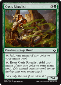 Hour of Devastation Oasis Ritualist
