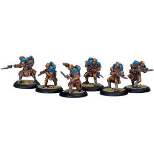 Warmachine Cygnar Trenchers