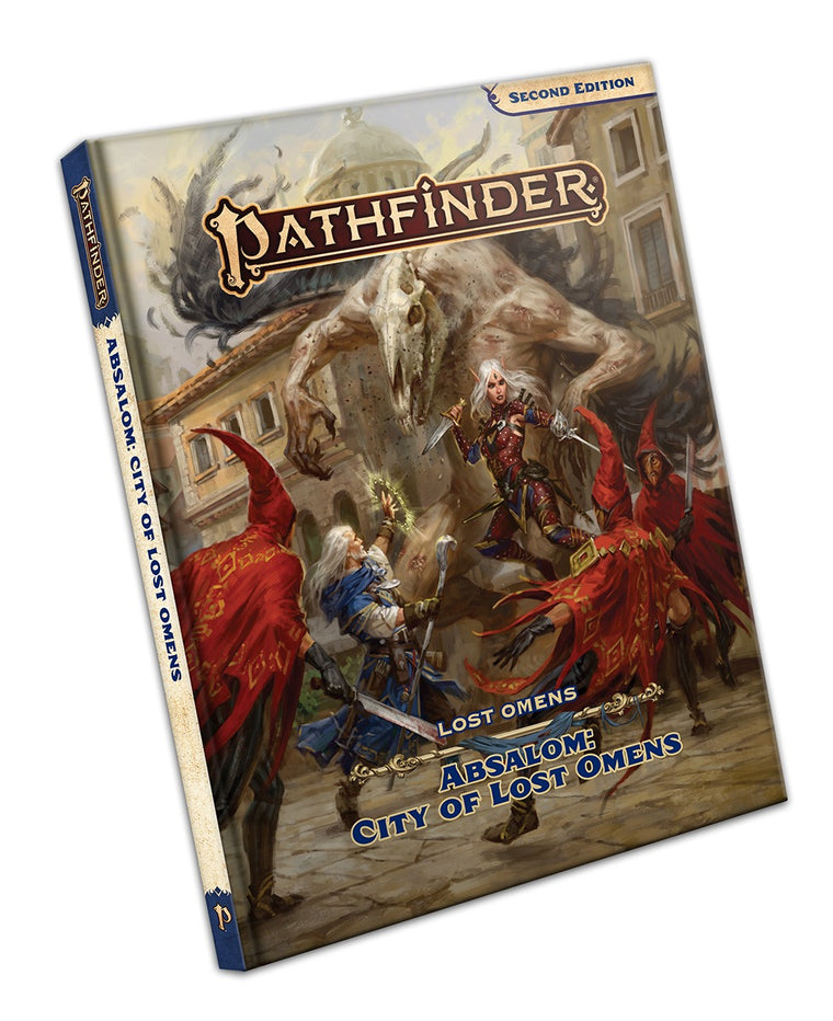 Pathfinder Second Edition Lost Omens: Absalom City of Lost Omens