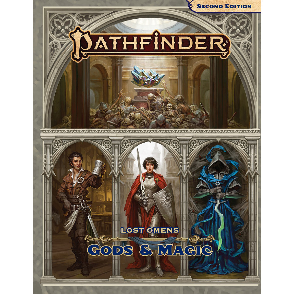 Pathfinder Second Edition Lost Omens: Gods & Magic