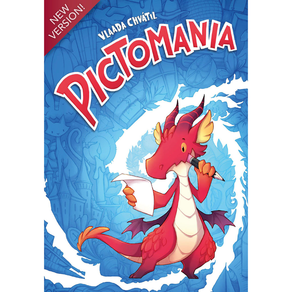 Pictomania Second Edition