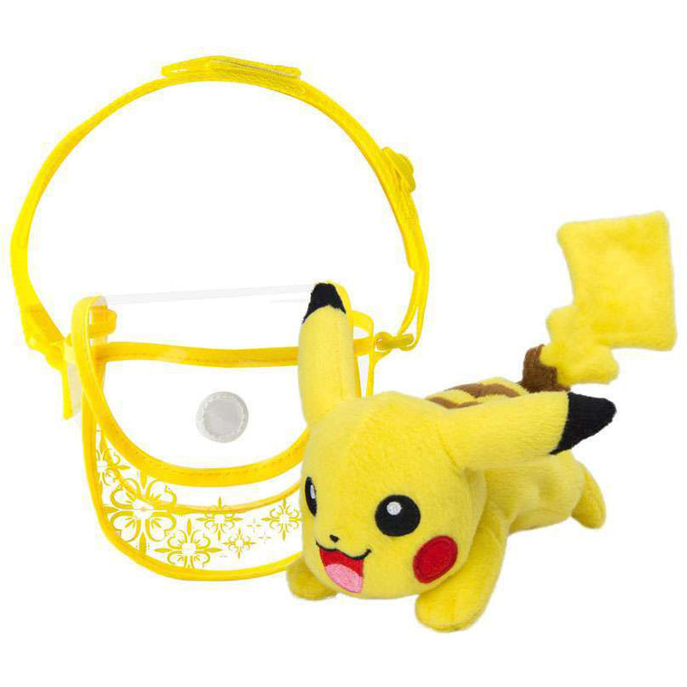 Pokemon Pikachu Shoulder Bag Plush