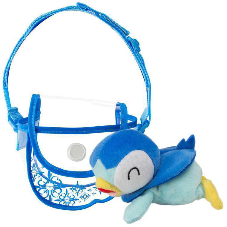 Pokemon Piplup Shoulder Bag Plush