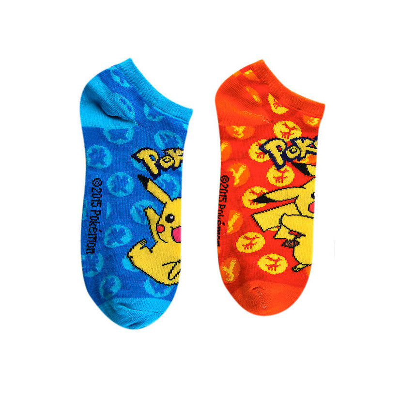 Pokémon Ankle Socks 2 Pack