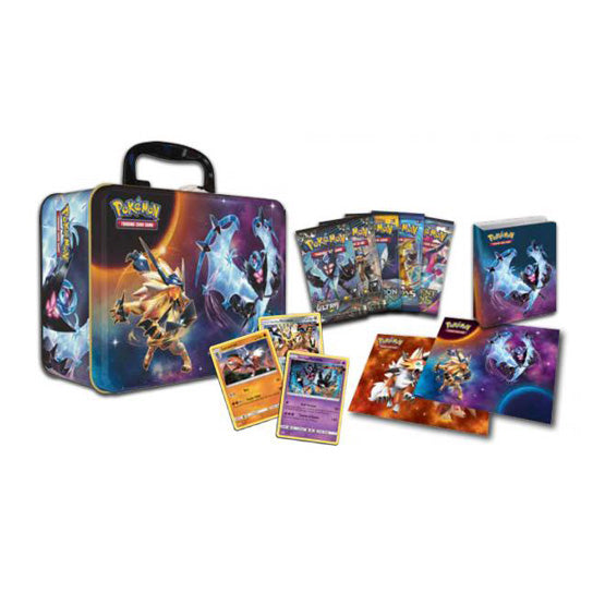 Pokémon Collector Chest Tin 2018
