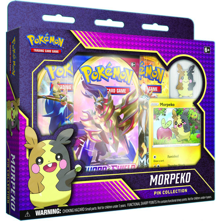 Pokémon Pin Box Morpeko