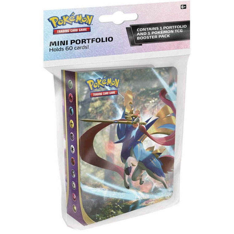 Pokémon Sword & Shield Mini Binder Collector's Album