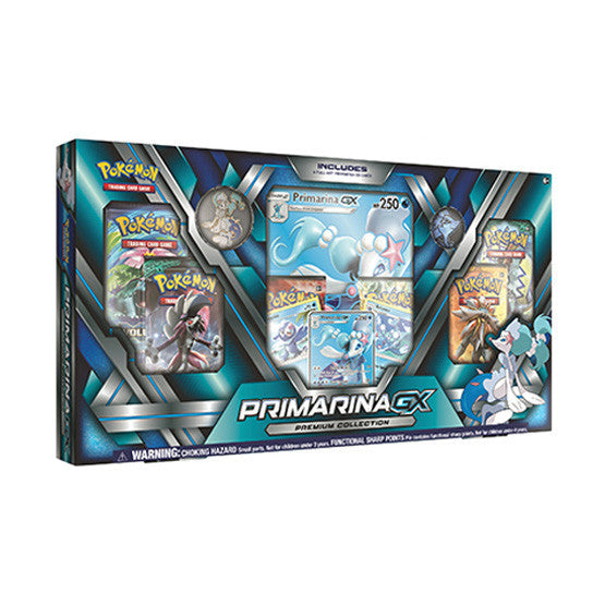 Pokémon Primarina GX Premium Collection
