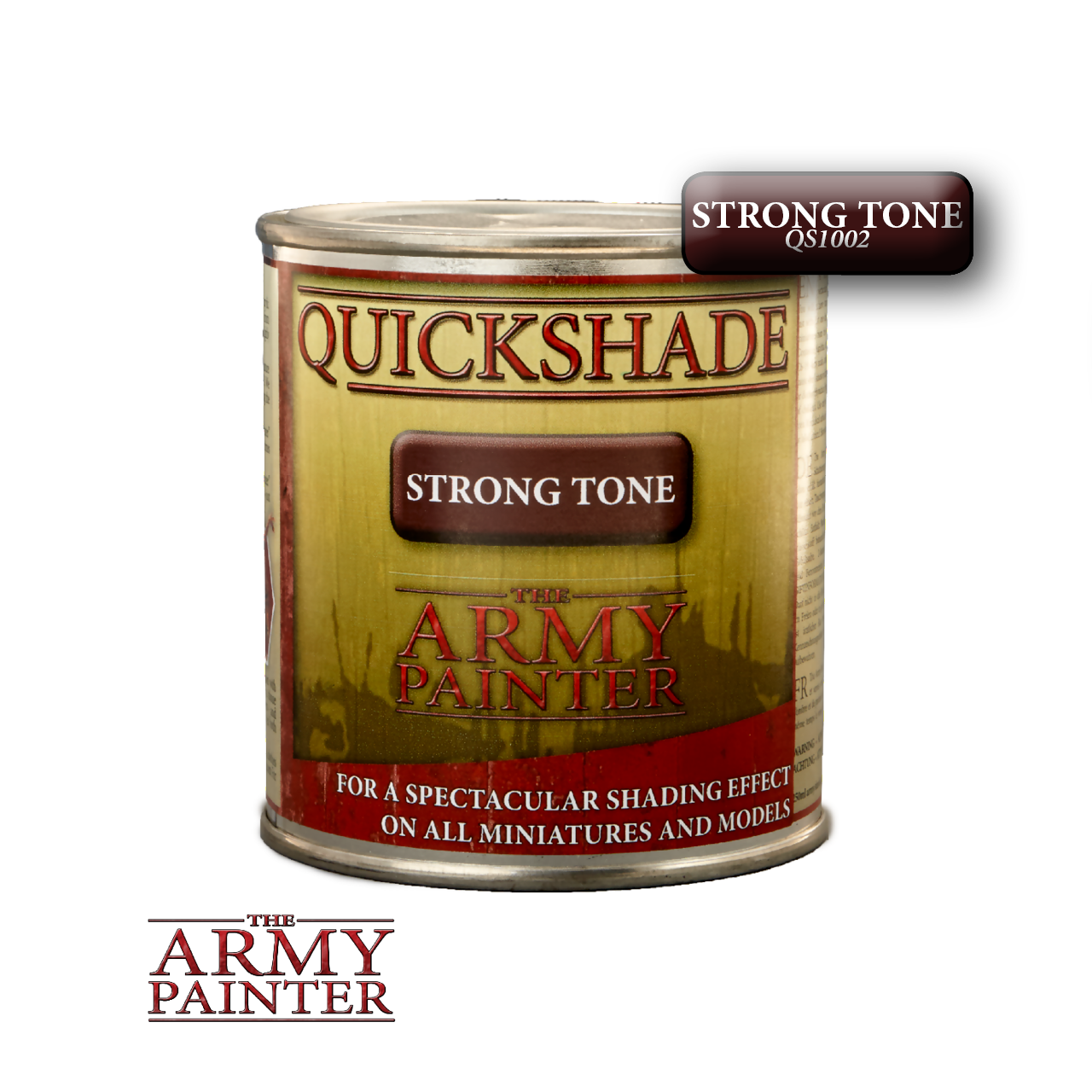 The Army Painter Quickshade Strong Tone