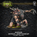 Hordes Grymkin Rattler Light Warbeast