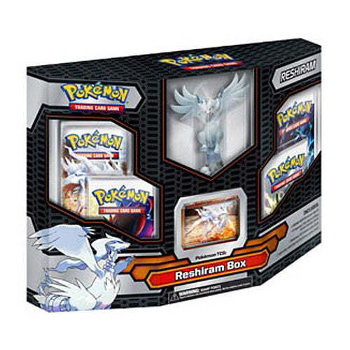 Pokémon Black & White Reshiram Box