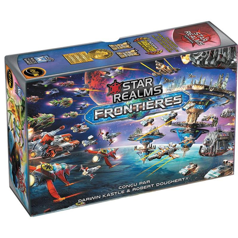 Star Realms Frontiers FR