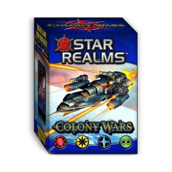Star Realms Colony Wars FR