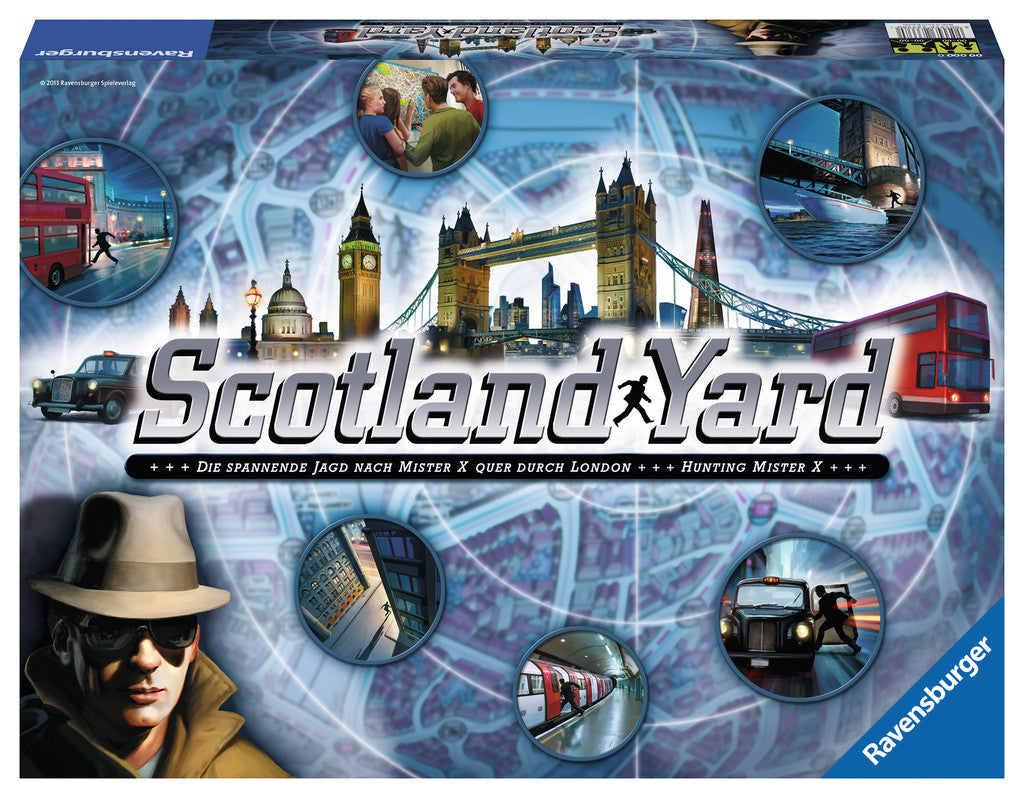 Scotland Yard ML