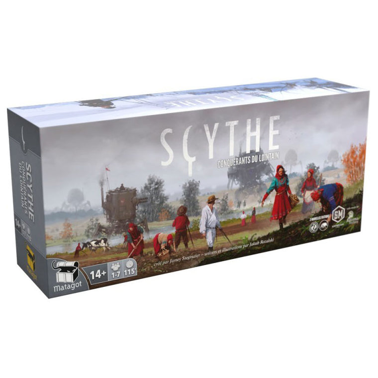 Scythe Conquérants du Lointain FRENCH