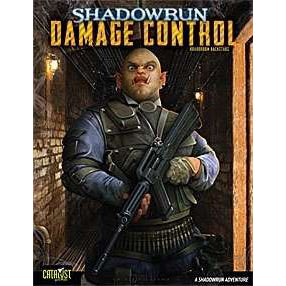 Shadowrun: Damage Control