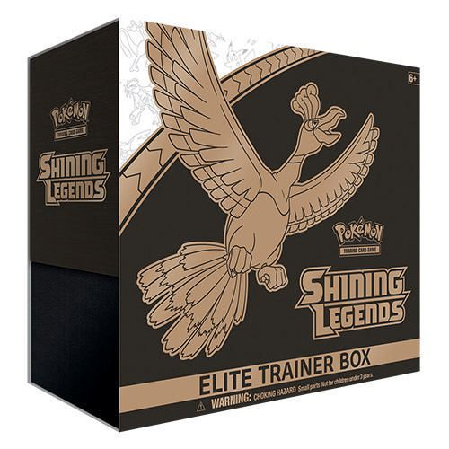 Pokémon Shining Legends Elite Trainer Box