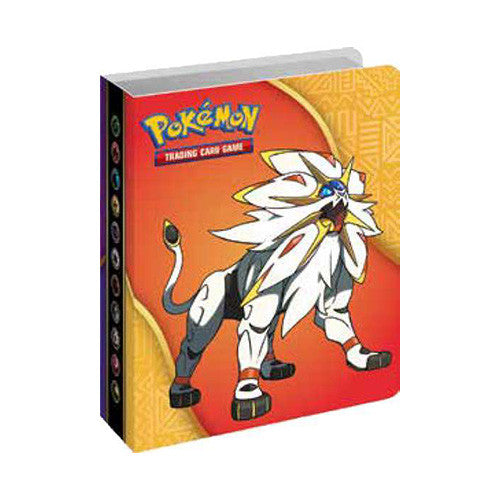 Pokémon Sun & Moon Mini Binder Collector's Album