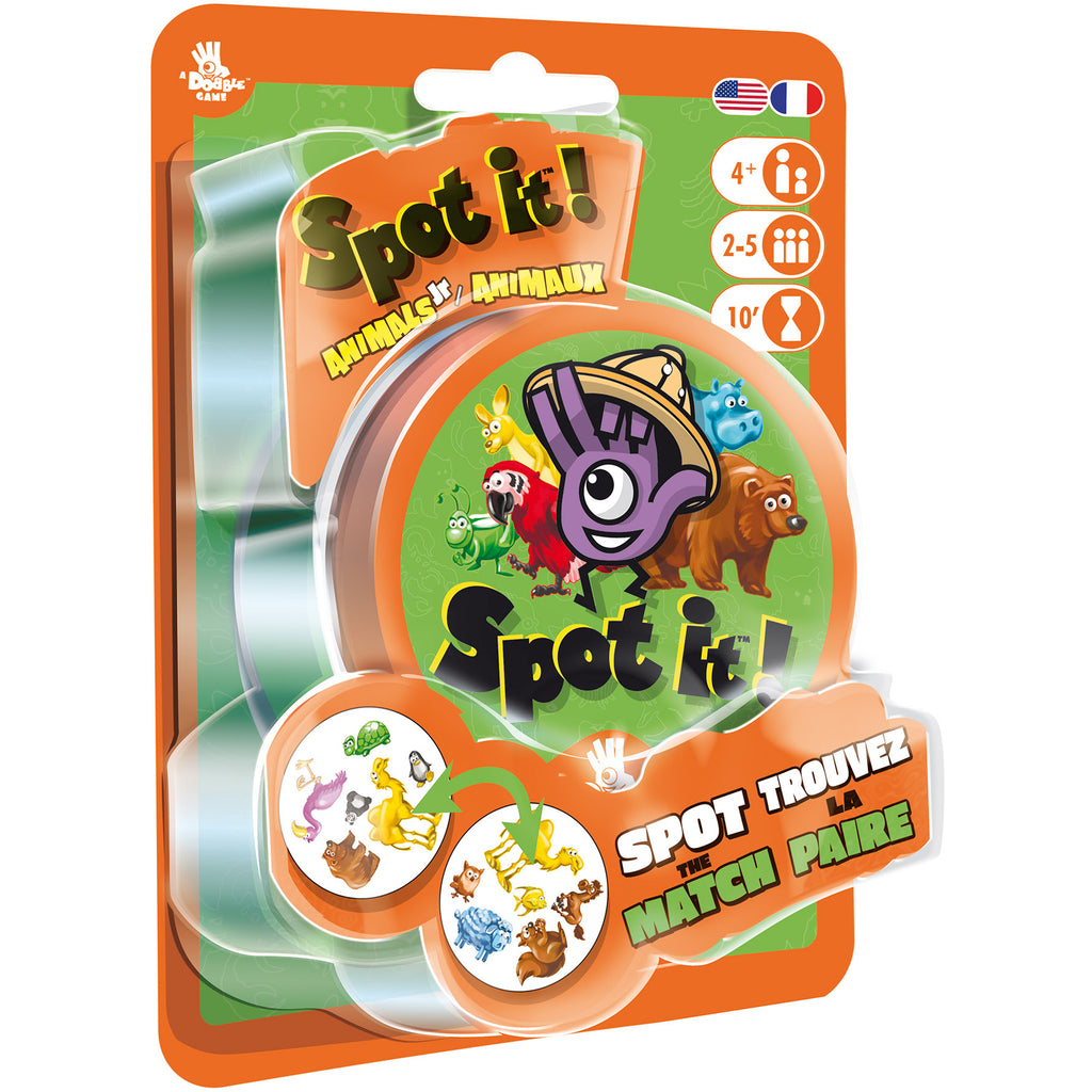 Spot It! Animals Jr. ML
