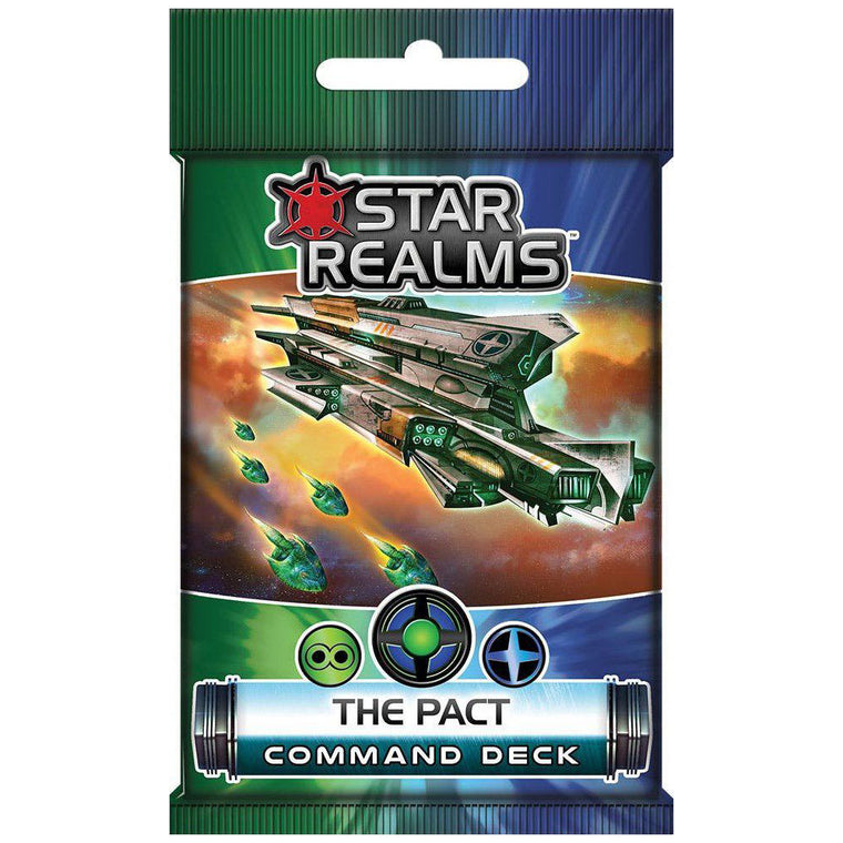 Star Realms Command Deck - The Pact
