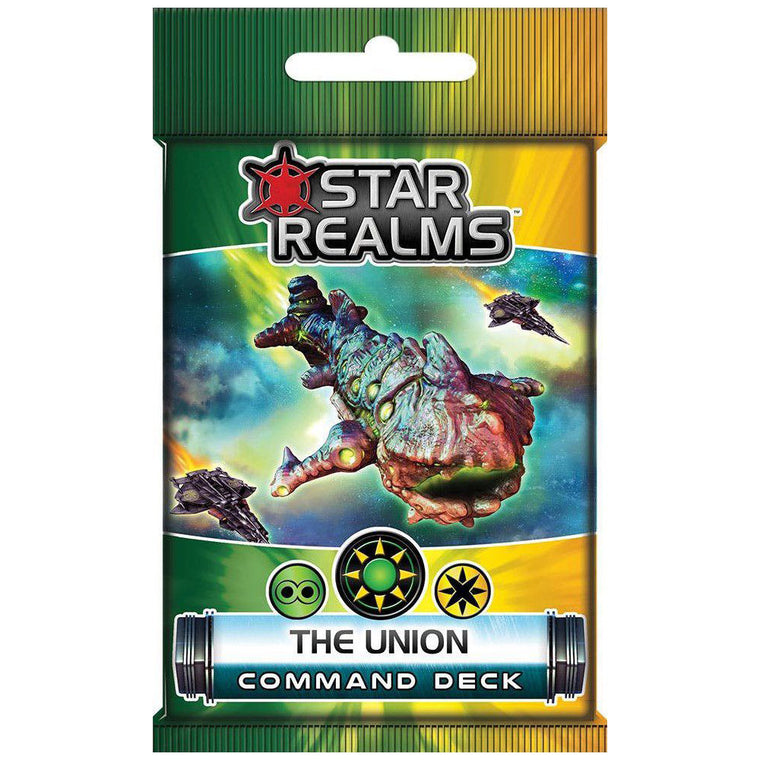 Star Realms Command Deck - The Union