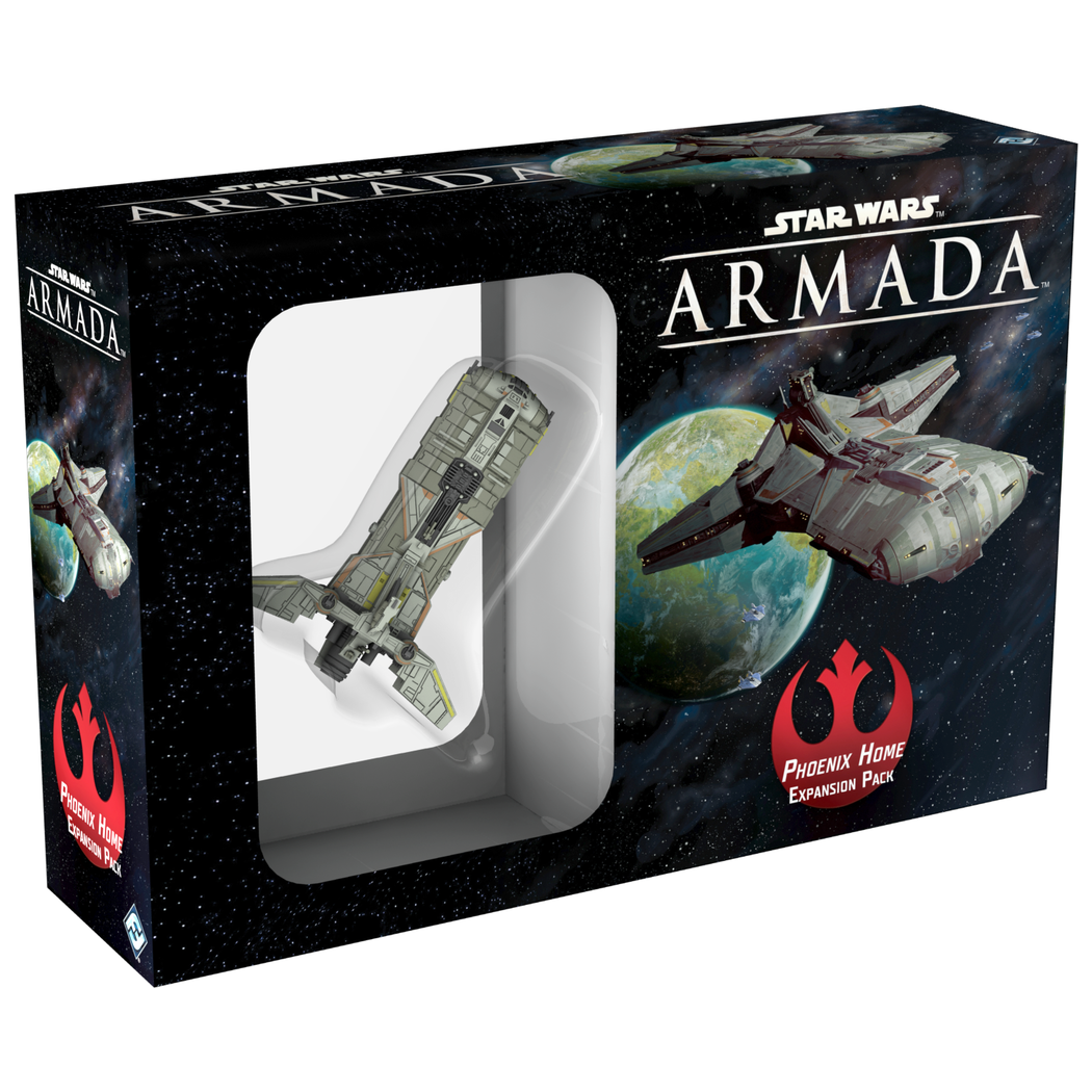 Star Wars Armada Phoenix Home Expansion Pack