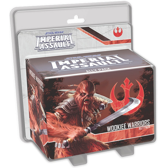 Star Wars Imperial Assault Wookie Warriors Ally Pack