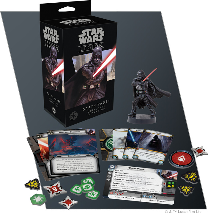 Star Wars: Legion – Darth Vader Operative Expansion