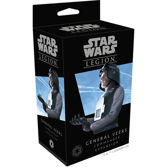 Star Wars Legion General Veers Commander Expansion
