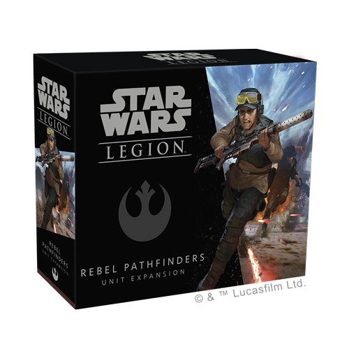 Star Wars Legion Rebel Pathfinders Unit Expansion
