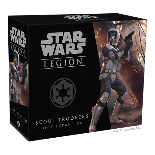 Star Wars Legion Scout Troopers Unit Expansion