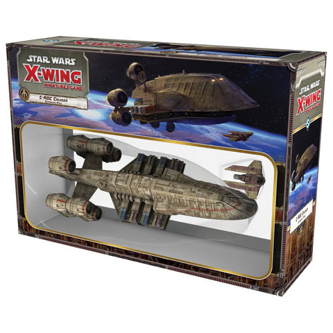 PRE-ORDER Star Wars X-Wing C-ROC Cruiser