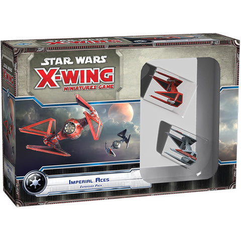 Star Wars X-Wing Imperial Aces